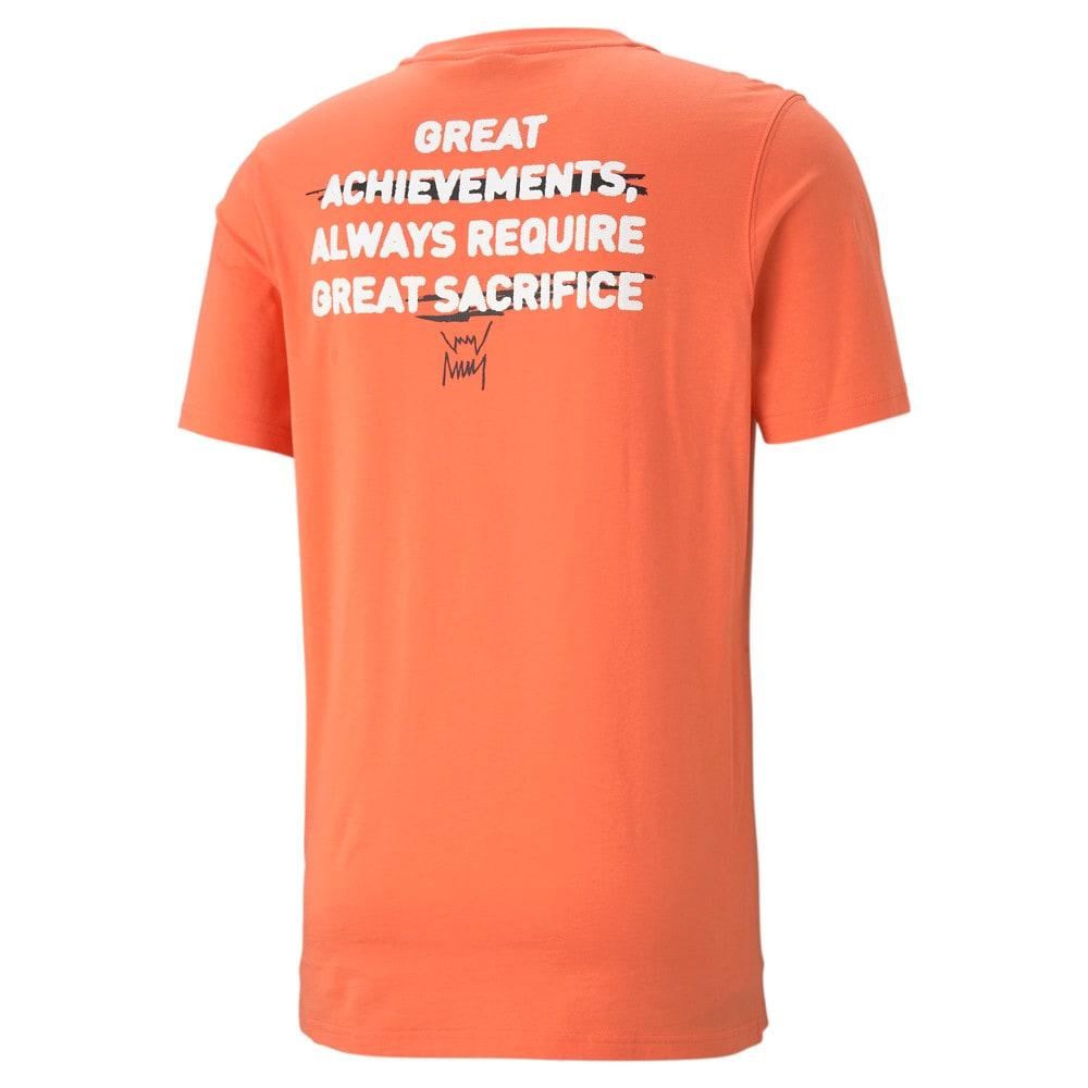 Görüntü Puma FRANCHISE Kısa Kollu Erkek Basketbol T-shirt #2