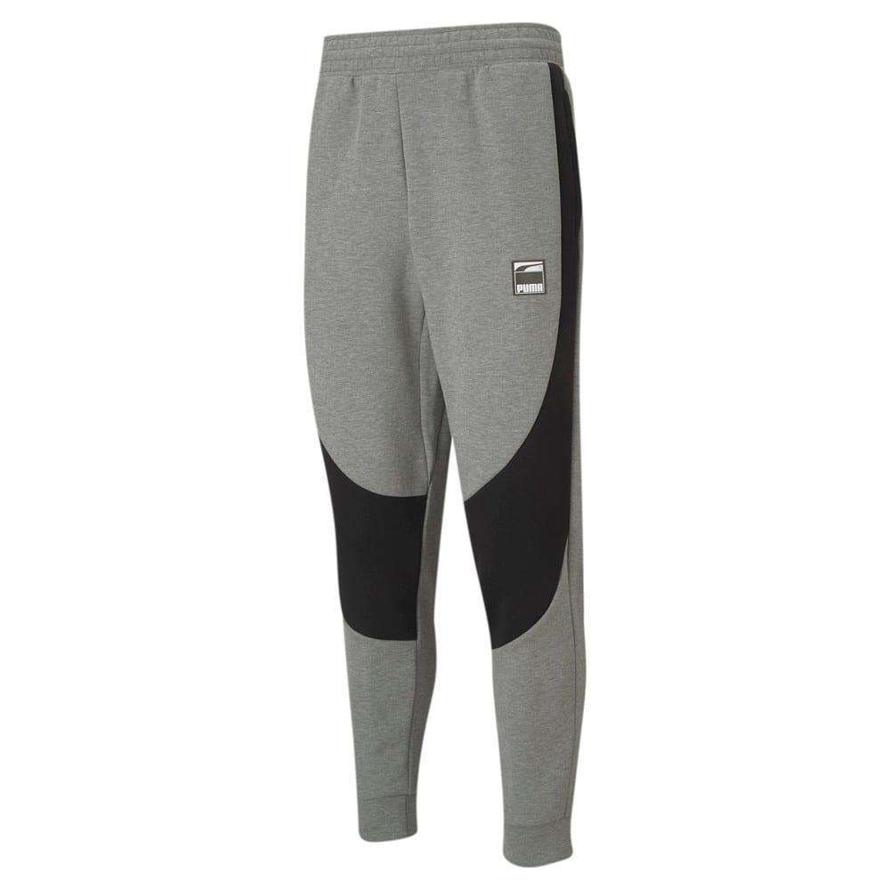 Imagen PUMA Pantalones de basketball para hombre Dime #1