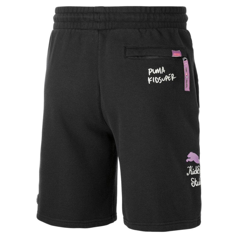 Изображение Puma Шорты PUMA x KidSuper Men's Shorts #2: Puma Black