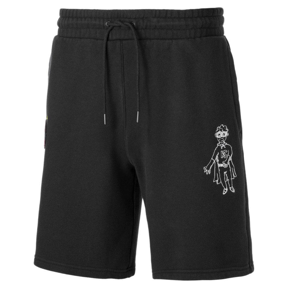 Изображение Puma Шорты PUMA x KidSuper Men's Shorts #1: Puma Black