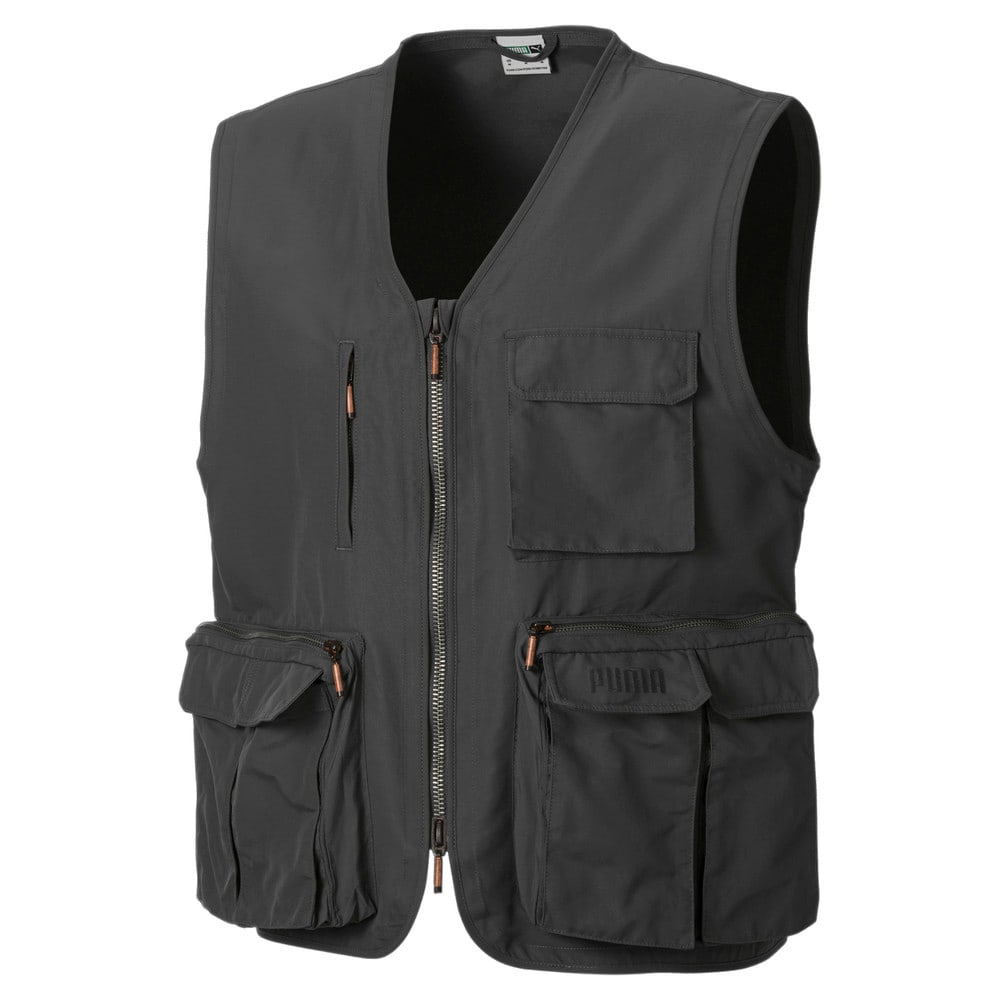 Изображение Puma Жилет MMQ EARTHBREAK Utility Men's Vest #1