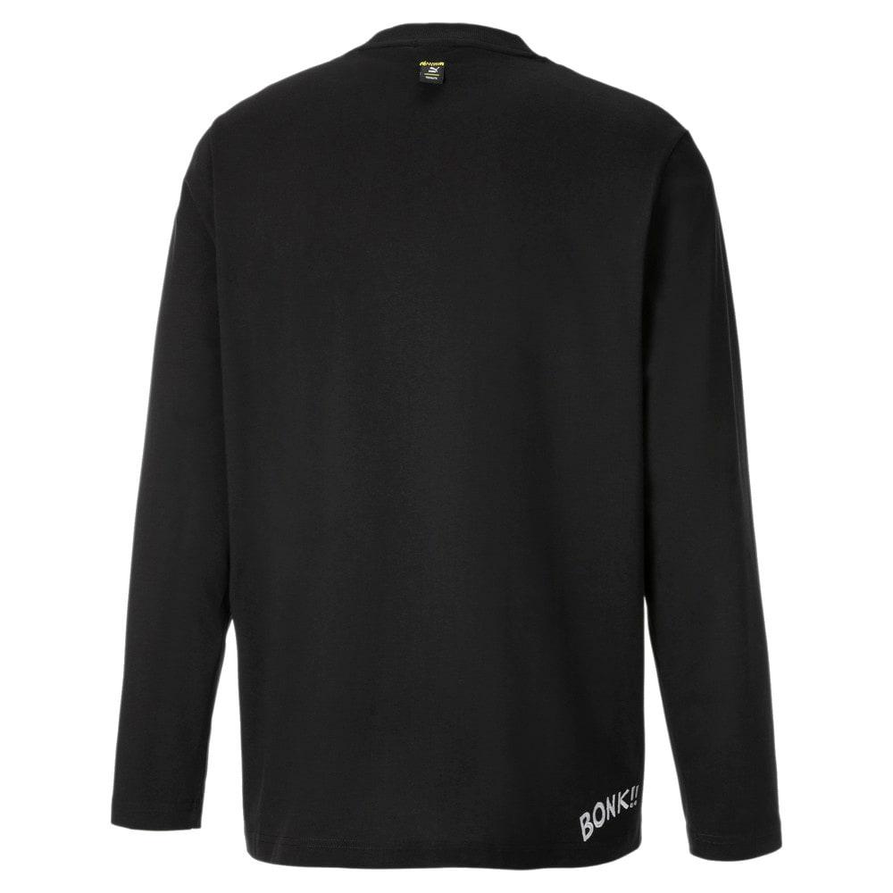 Görüntü Puma PUMA x PEANUTS Uzun Kollu Erkek T-shirt #2