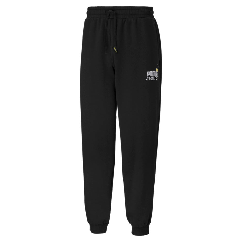 Зображення Puma Штани PUMA x PEANUTS Men's Sweatpants #1