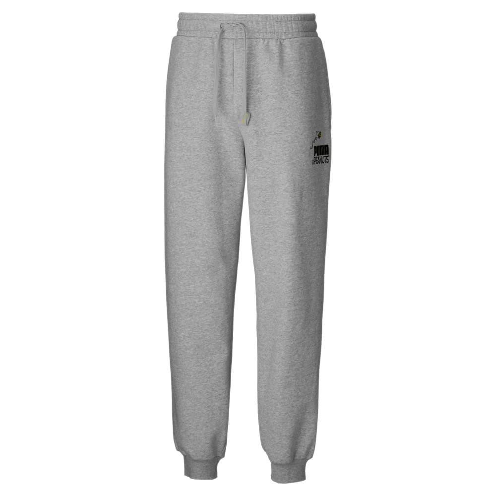 Зображення Puma Штани PUMA x PEANUTS Men's Sweatpants #1