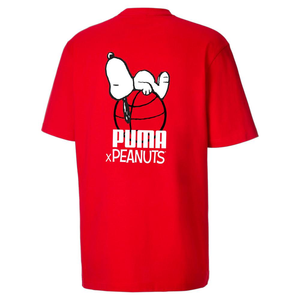 Изображение Puma Футболка PUMA x PEANUTS Men's Tee #2