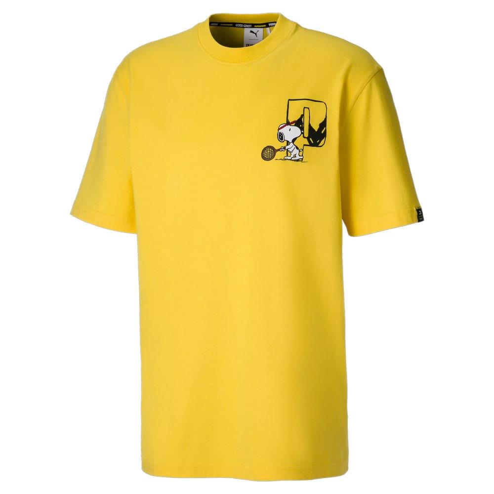 Image PUMA PUMA x PEANUTS Camiseta Masculina #1