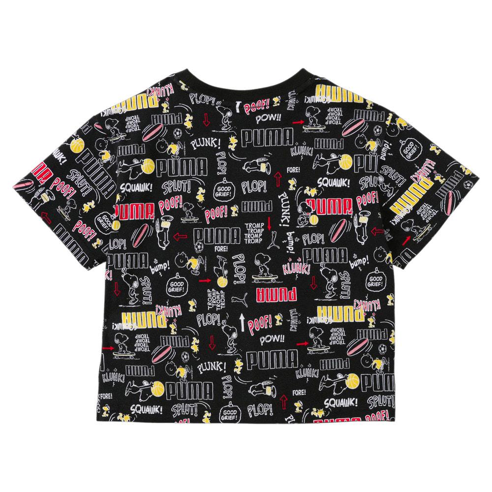 Image PUMA PUMA X PEANUTS Camiseta Estampada Kids #2