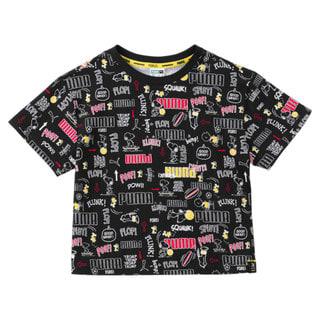 Image PUMA PUMA X PEANUTS Camiseta Estampada Kids