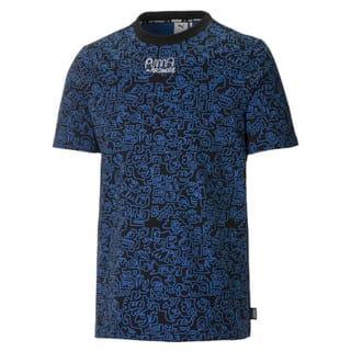 Görüntü Puma PUMA x MR DOODLE PRINTED Erkek T-shirt