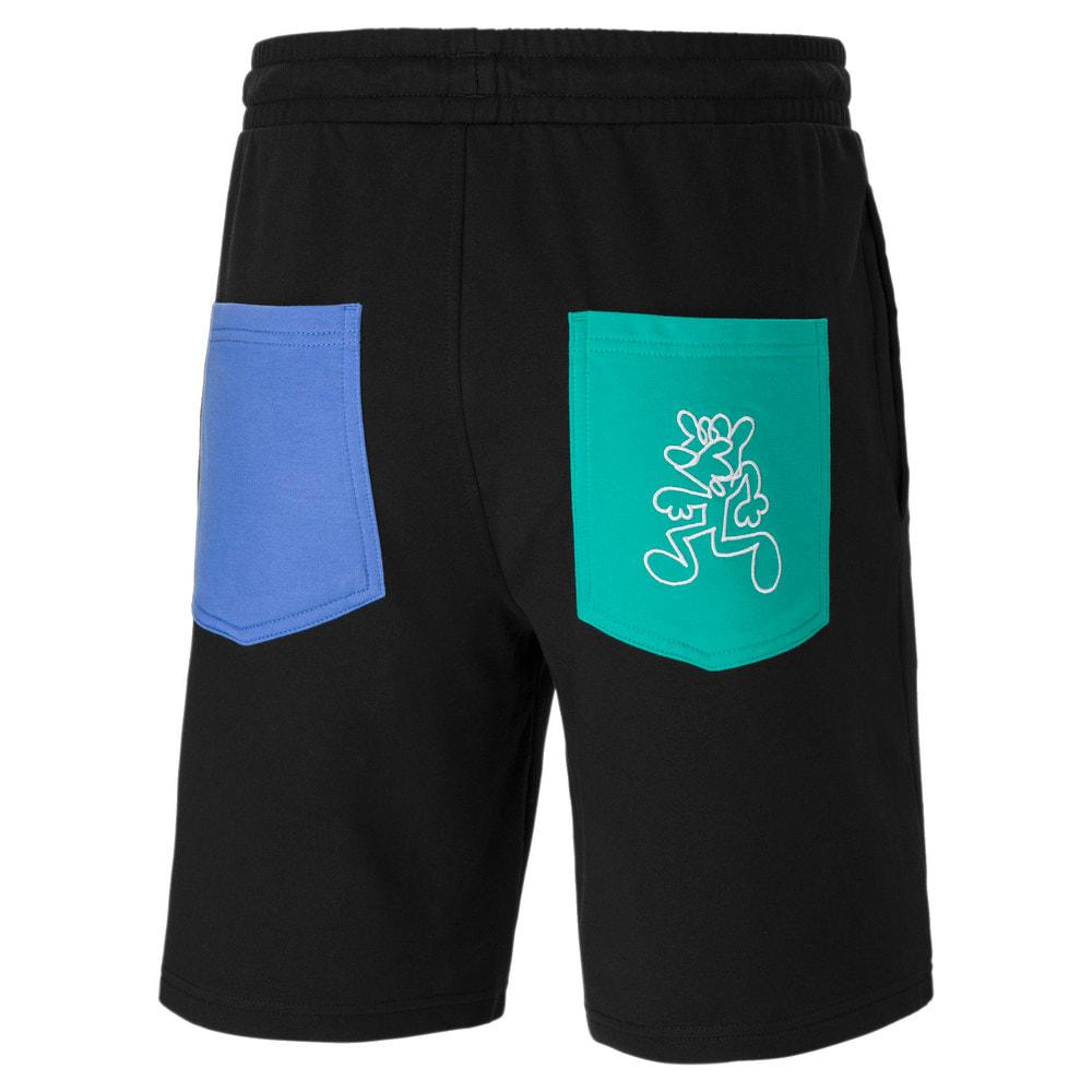 Изображение Puma Шорты PUMA x MR DOODLE Men's Shorts #2