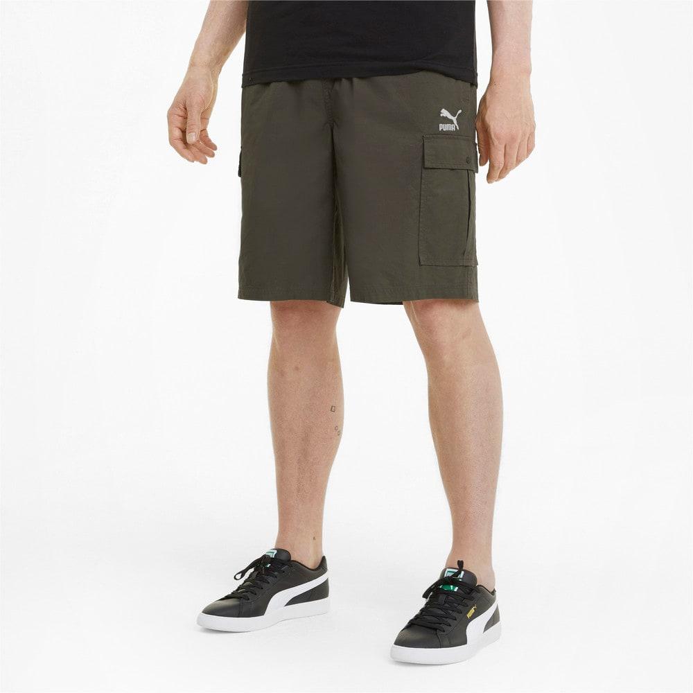 Image Puma Classics Men's Cargo Shorts #1