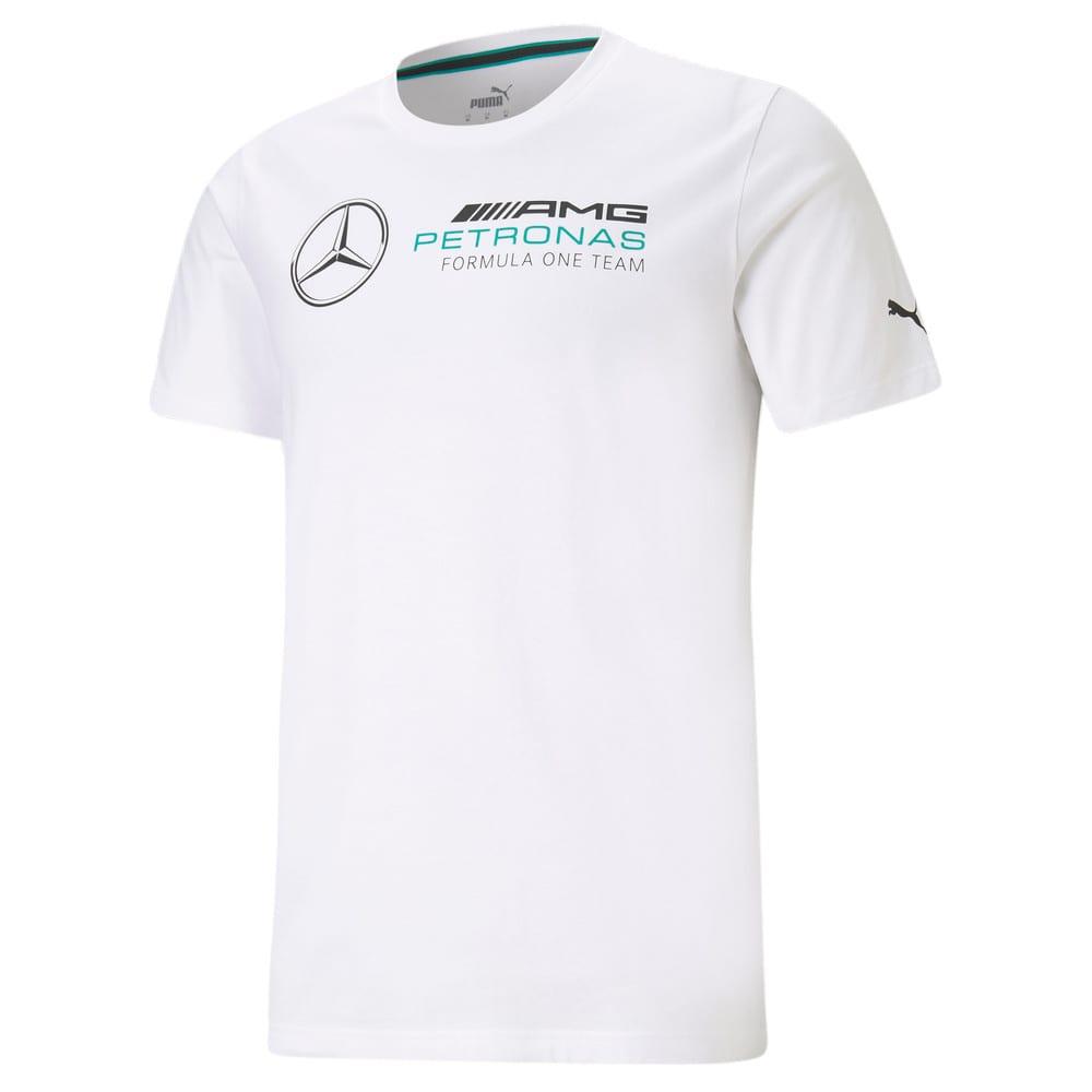 Imagen PUMA Polera con logotipo para hombre Mercedes F1 #1