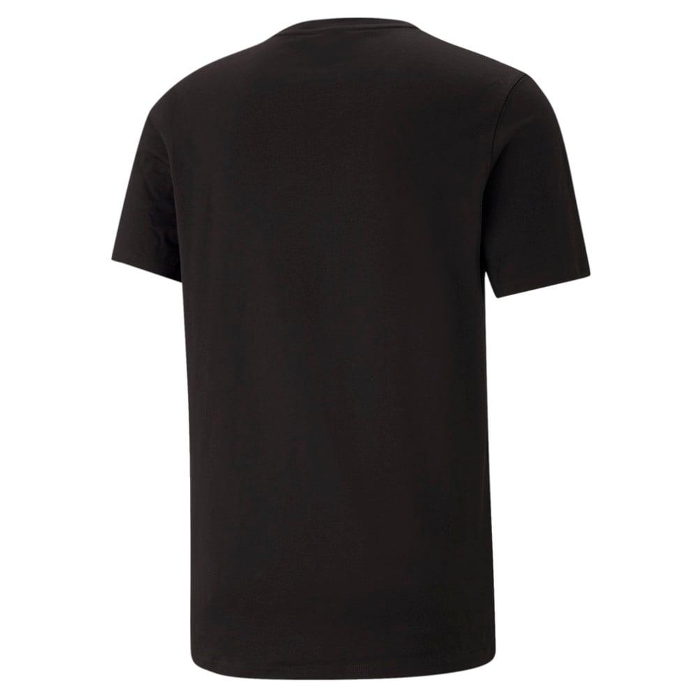 Изображение Puma Футболка Franchise Hoops Short Sleeve Men's Basketball Tee #2