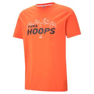 Изображение Puma Футболка Franchise Hoops Short Sleeve Men's Basketball Tee