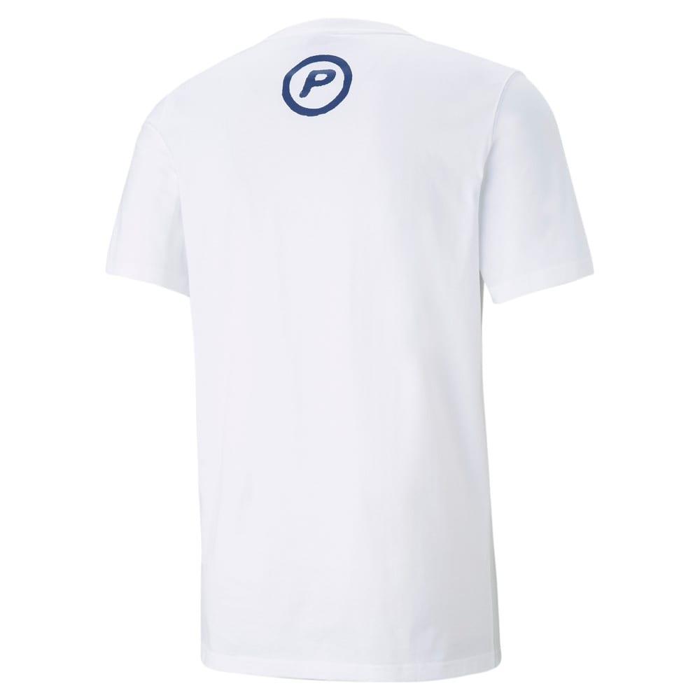 Görüntü Puma PUMA Erkek Basketbol T-shirt #2