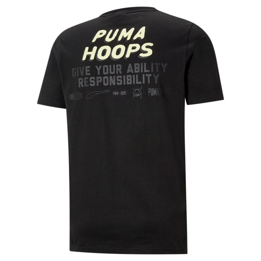 Изображение Puma Футболка Men's Basketball Tee 1 #2
