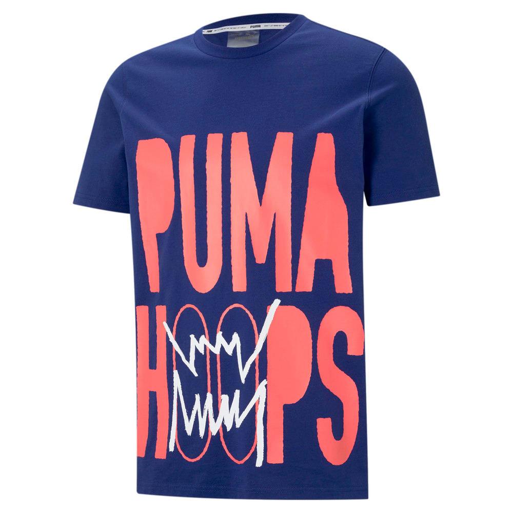 Görüntü Puma PUMA Erkek Basketbol T-shirt #1
