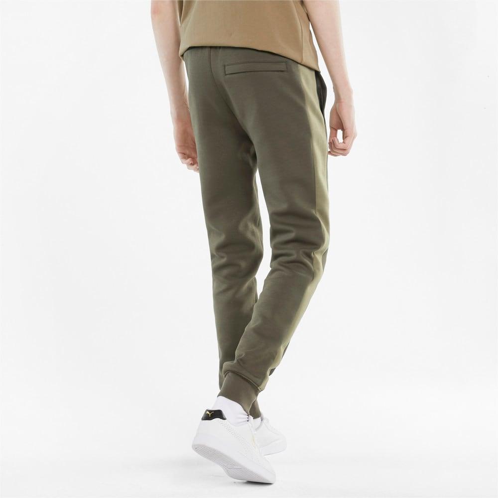 Изображение Puma Штаны Iconic T7 Double Knit Men's Track Pants #2: Grape Leaf