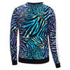 Изображение Puma Детская толстовка Classics T7 Crew Neck Printed Youth Sweatshirt #2