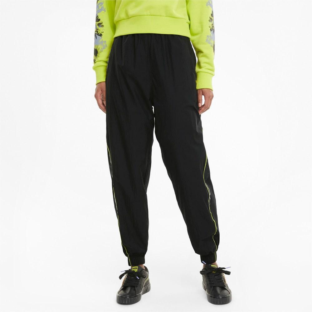 Imagen PUMA Pantalones deportivos para mujer Evide Woven #1