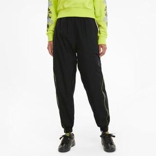 Imagen PUMA Pantalones deportivos para mujer Evide Woven