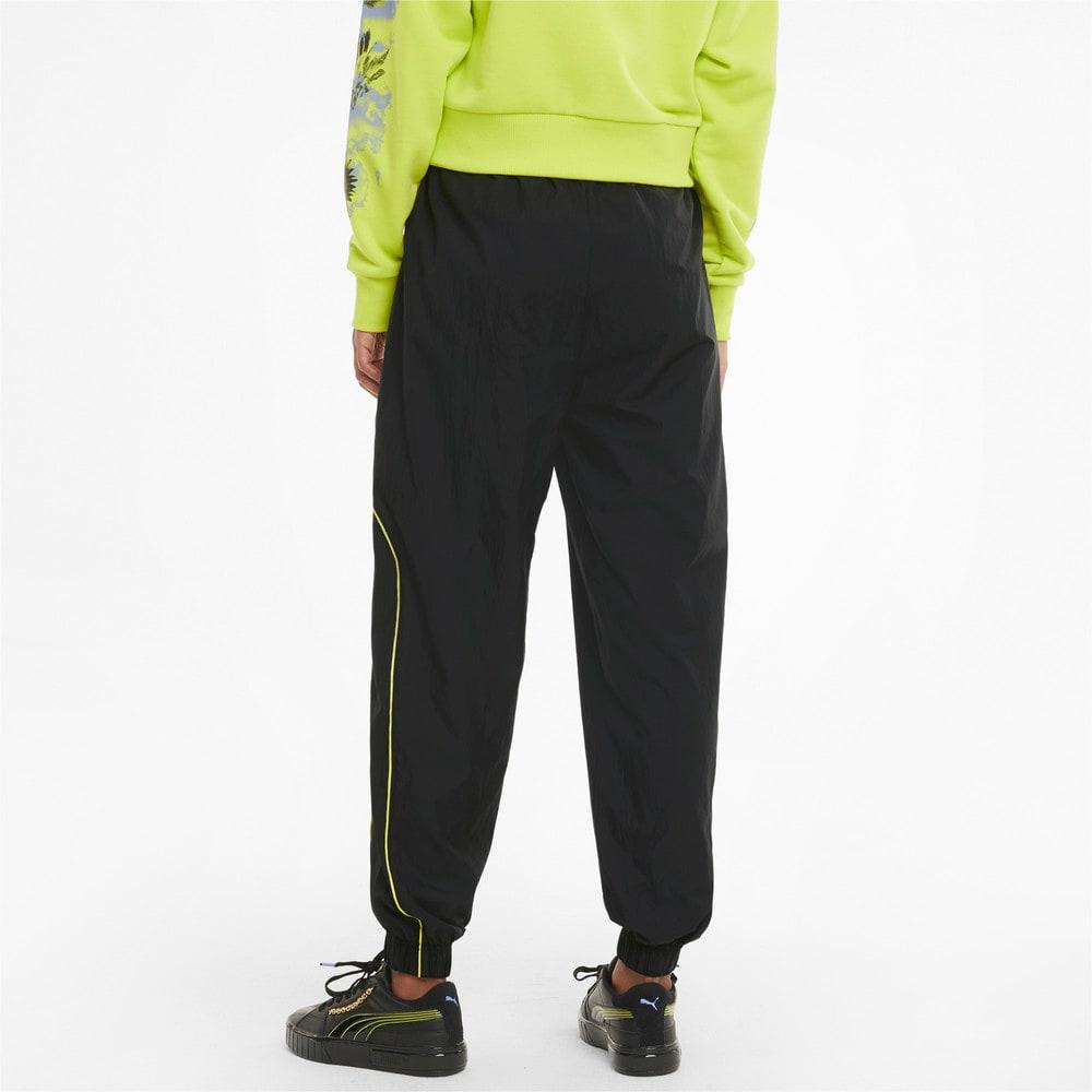Imagen PUMA Pantalones deportivos para mujer Evide Woven #2