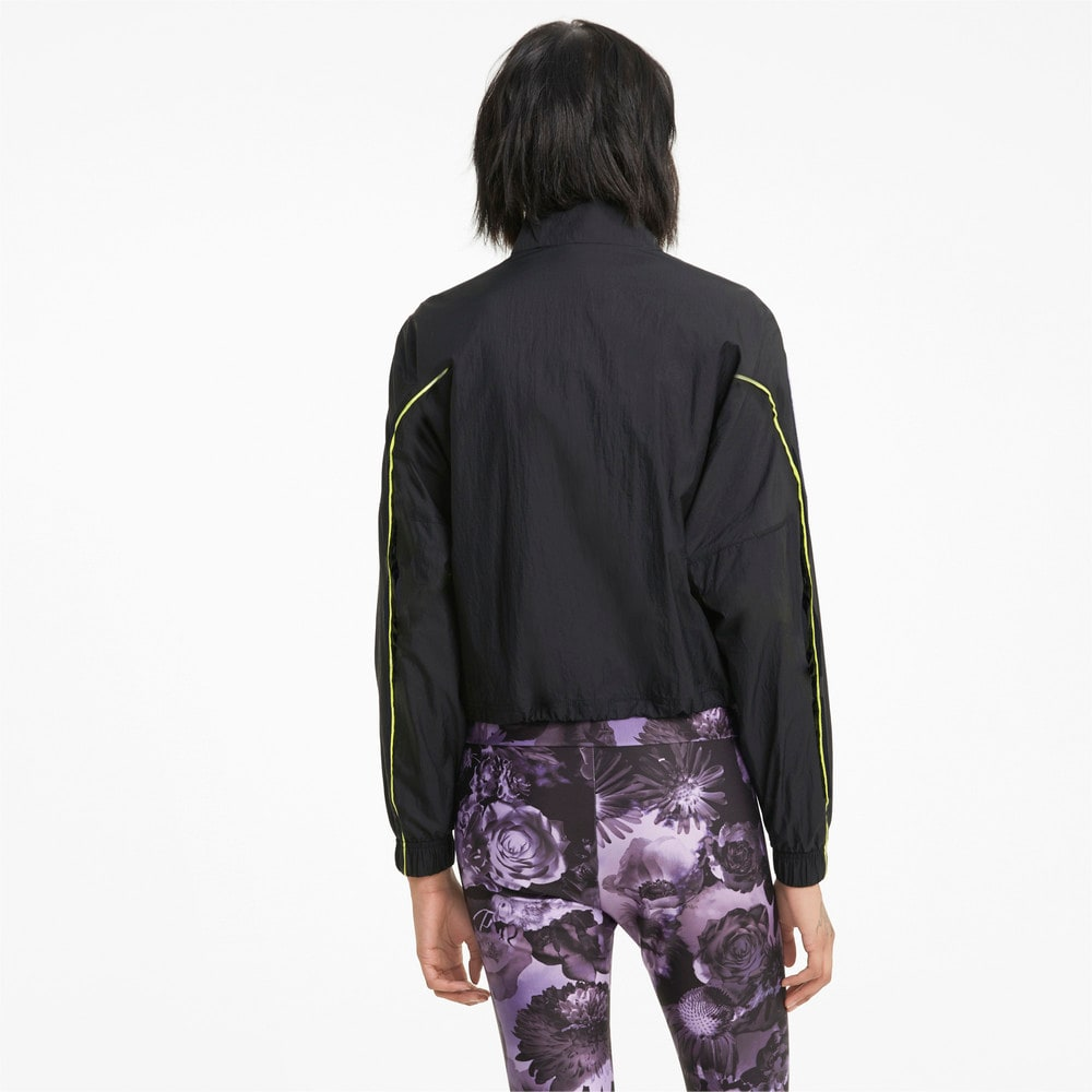 Изображение Puma Олимпийка Evide Woven Women's Track Jacket #2