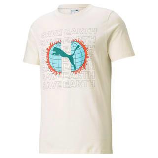 Görüntü Puma Key Moments GRAPHICS Erkek T-shirt