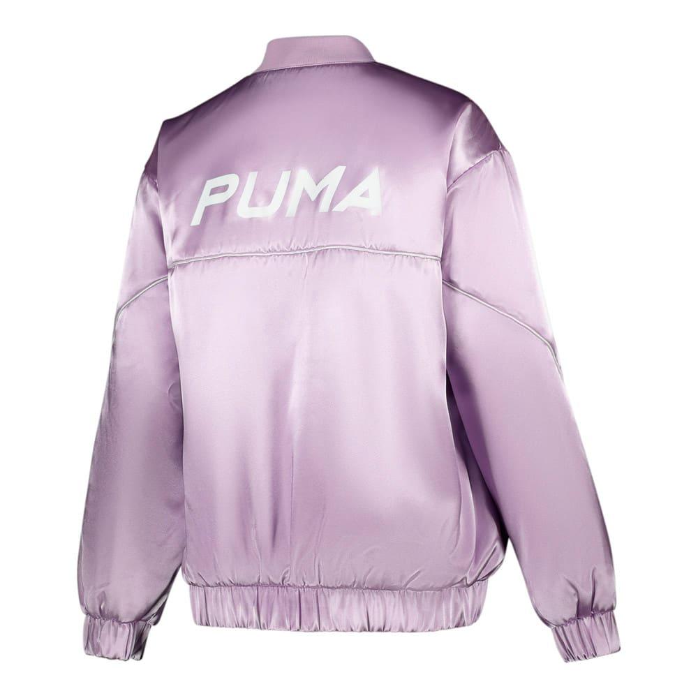 Image Puma PUMA x NOMZAMO Bomber Jacket #2