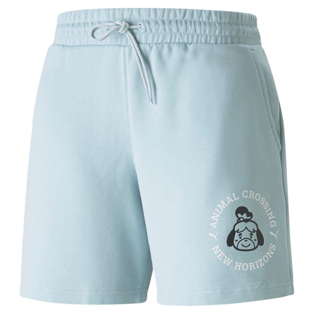 Изображение Puma Шорты PUMA x ANIMAL CROSSING Men's Shorts #1