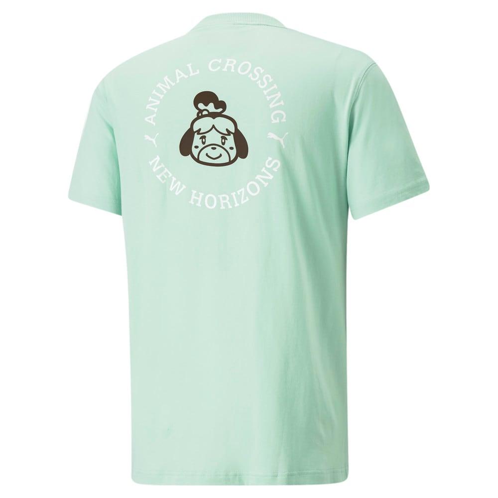 Görüntü Puma PUMA x ANIMAL CROSSING Erkek T-shirt #2