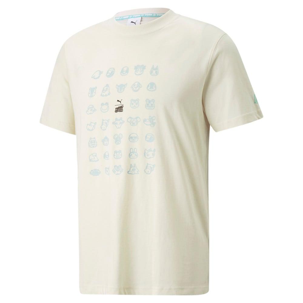 Görüntü Puma PUMA x ANIMAL CROSSING Erkek T-shirt #1