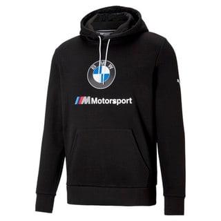 Image PUMA Moletom com Capuz BMW MMS Essentials Logo Masculino