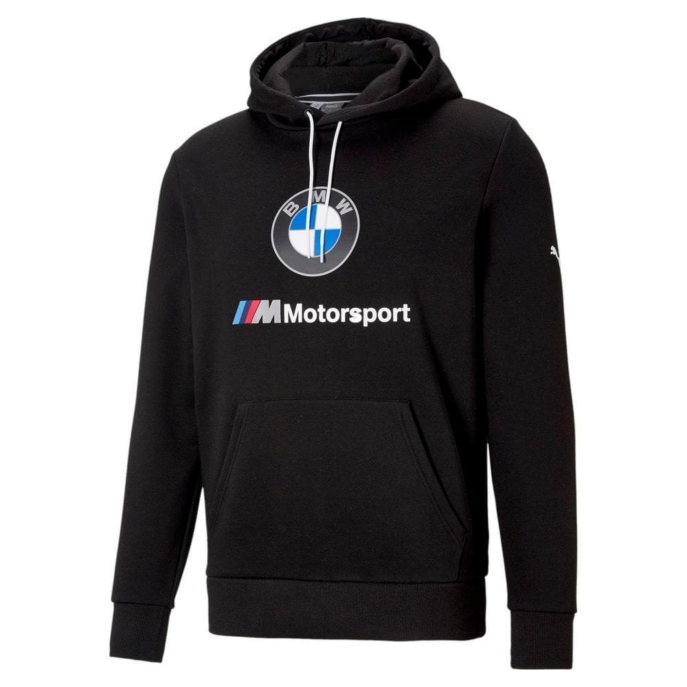 Image Puma BMW M Motorsport Essentials Logo Men's Hoodie #1