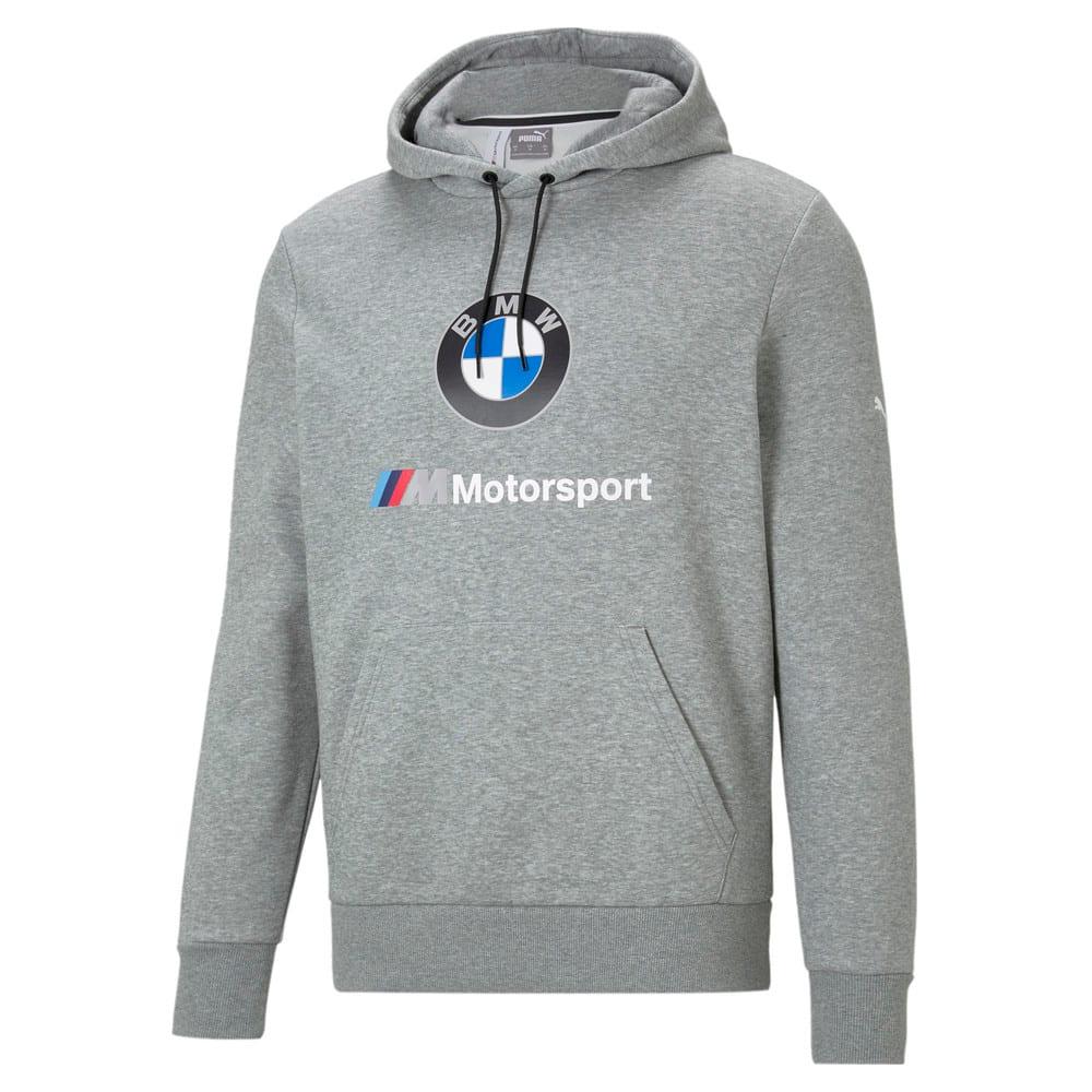 Image PUMA Moletom com Capuz BMW MMS Essentials Logo Masculino #1