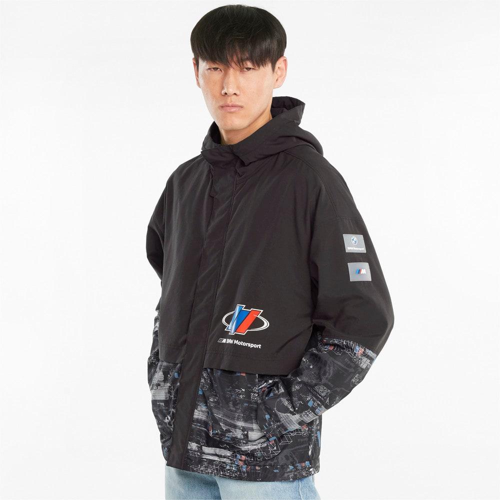 Зображення Puma Куртка BMW M Motorsport Street Men's Jacket #1: Puma Black