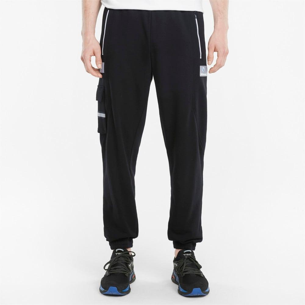 Зображення Puma Штани BMW M Motorsport Street Men's Motorsport Sweatpants #1: Puma Black