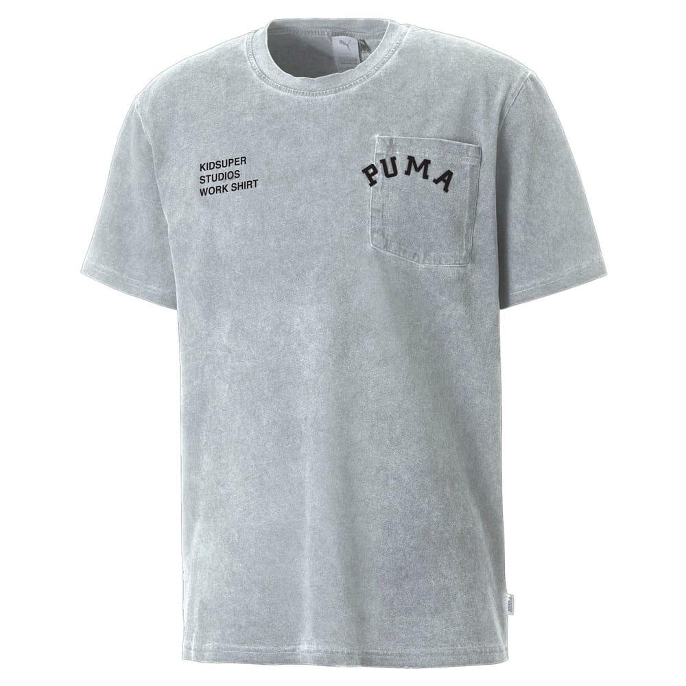 Изображение Puma Футболка PUMA X KidSuper Treatment Men's Tee #1