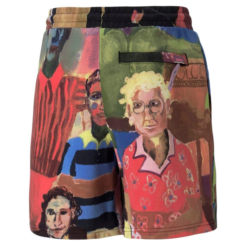 Изображение Puma Шорты PUMA x KidSuper Printed Men's Shorts #2