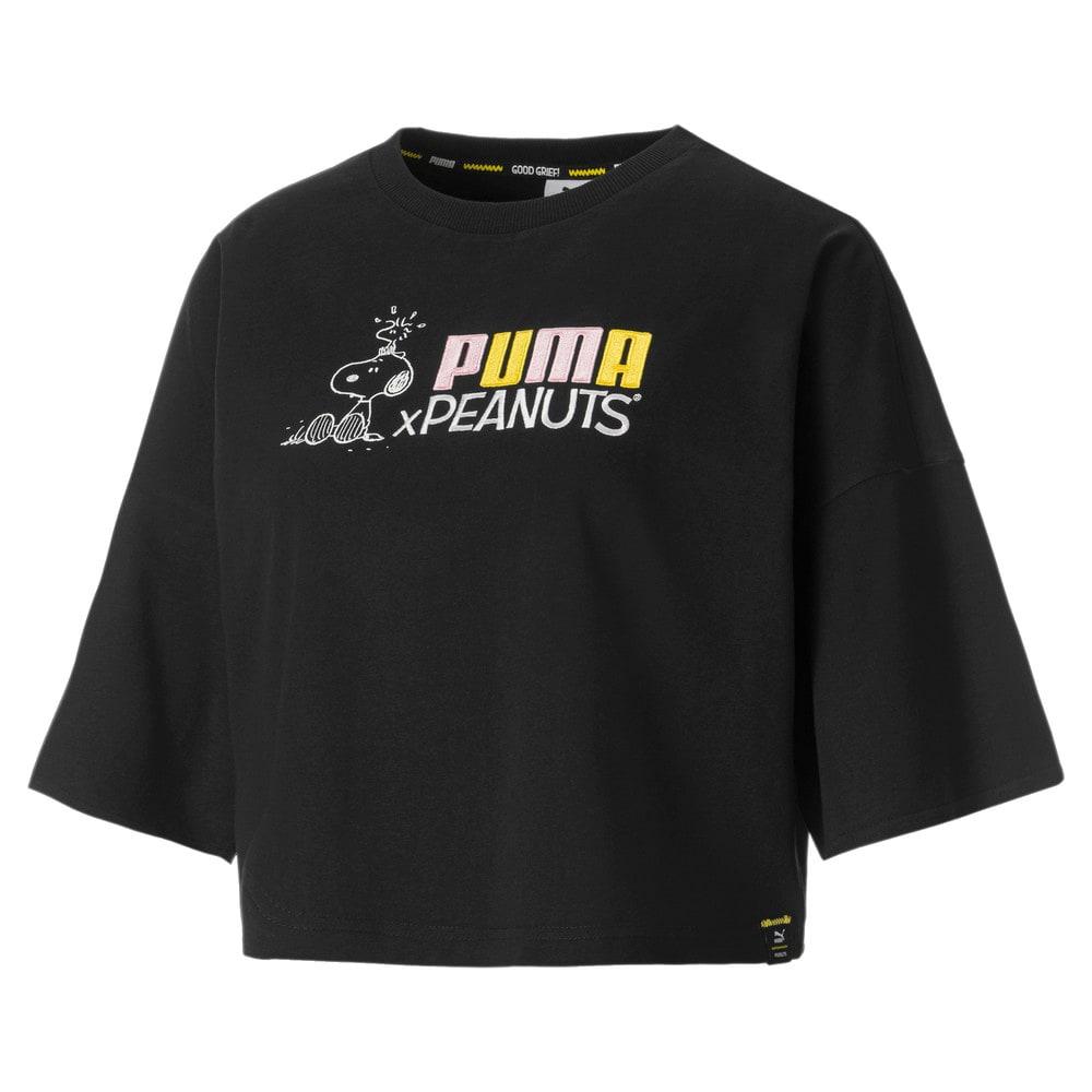 Görüntü Puma PUMA x PEANUTS Kadın T-shirt #1