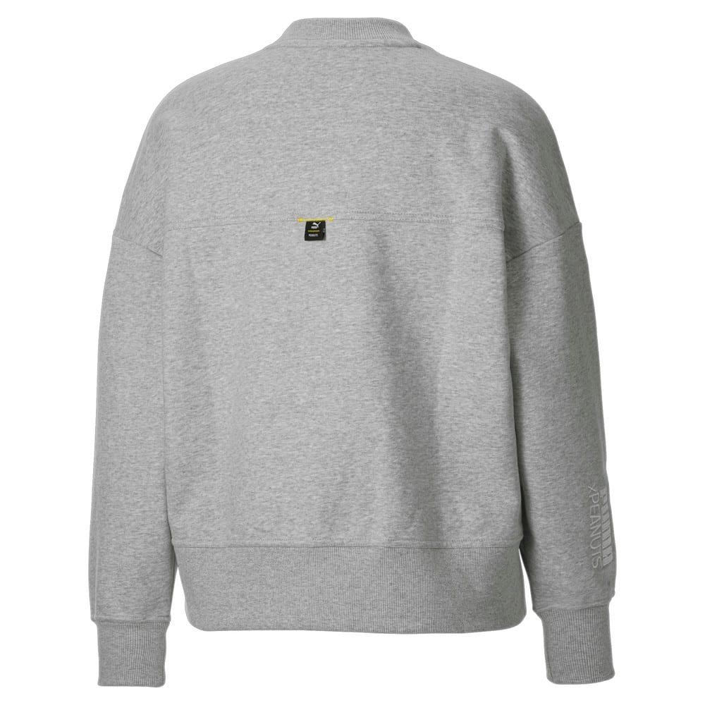 Зображення Puma Толстовка PUMA x PEANUTS Crew Neck Women's Sweatshirt #2