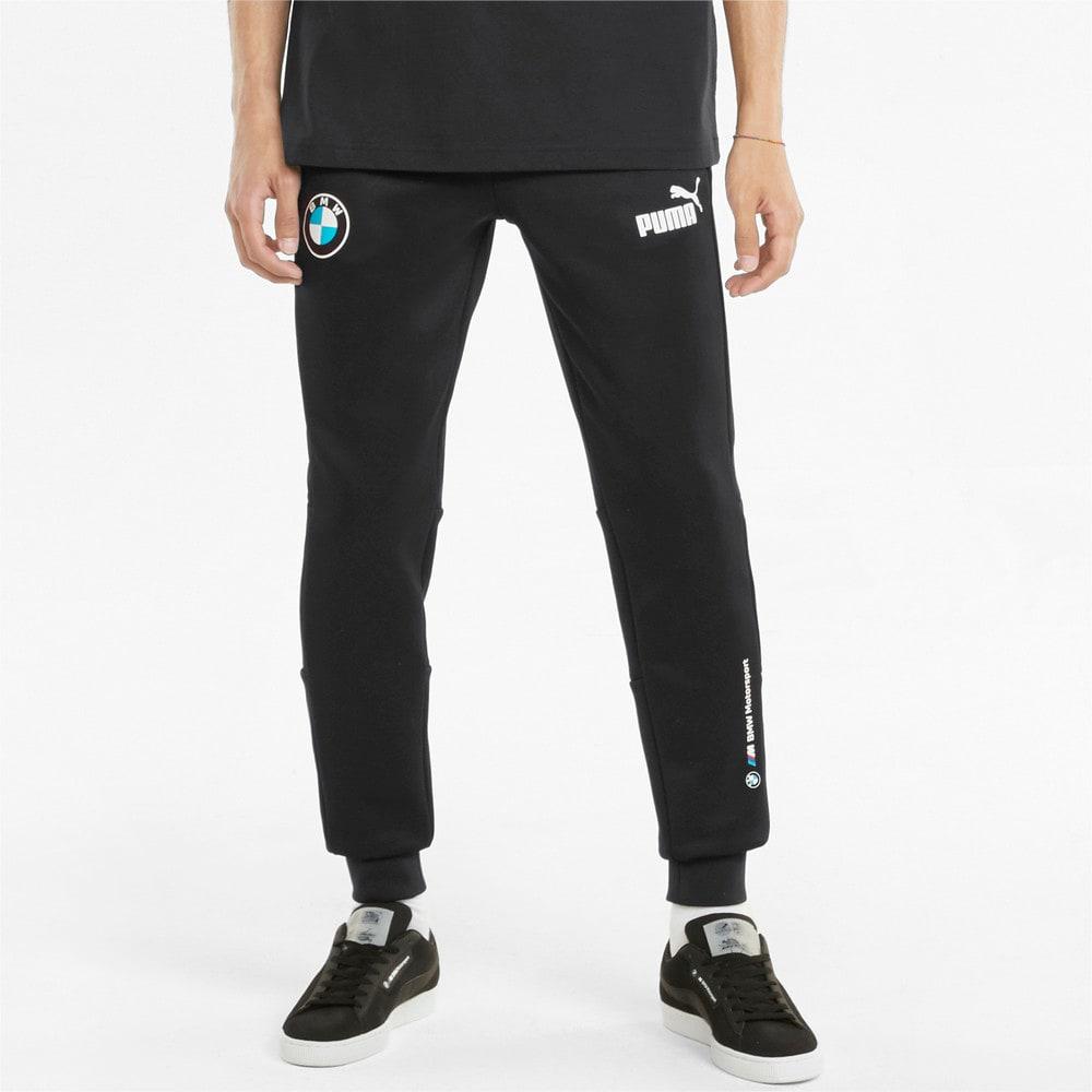 Изображение Puma Штаны BMW M Motorsport SDS Men's Track Pants #1: Puma Black
