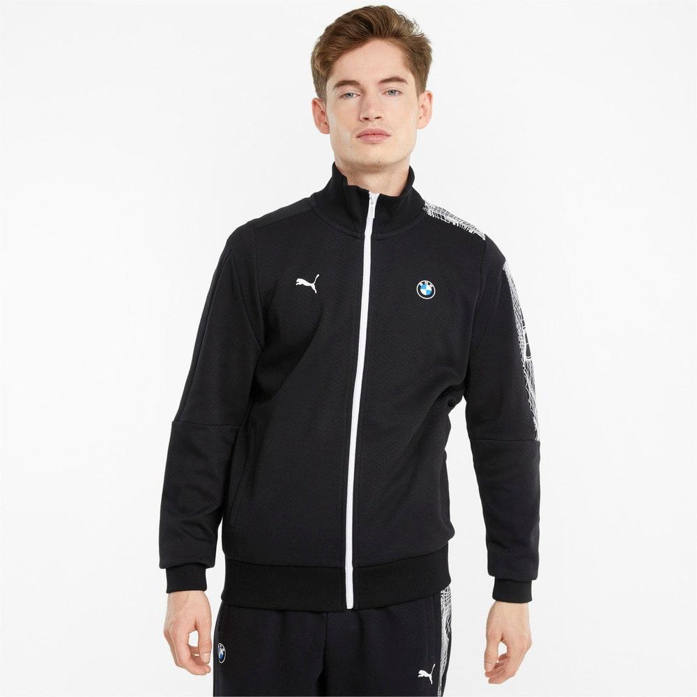 Image Puma BMW M Motorsport T7 Full-Zip Men's Jacket #1