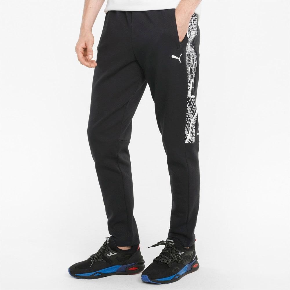 Imagen PUMA Pantalones deportivos ajustados para hombre BMW M Motorsport T7 #1