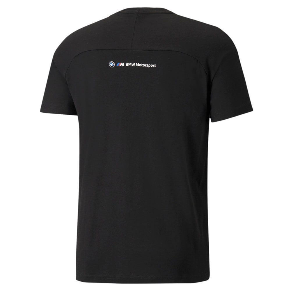 Зображення Puma Футболка BMW M Motorsport T7 Men's Tee #2: Puma Black