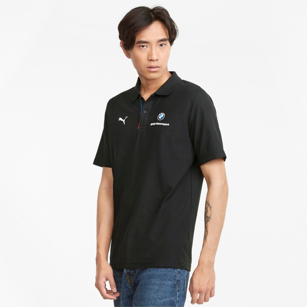 Görüntü Puma BMW M Motorports Erkek Polo T-shirt #1