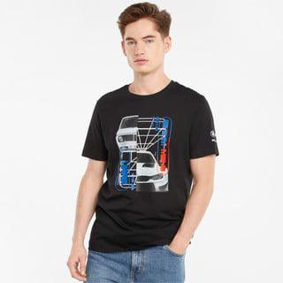 Изображение Puma Футболка BMW M Motorsport Car Graphic Men's Tee