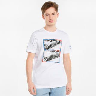 Изображение Puma Футболка BMW M Motorsport Logo Graphic Men's Tee