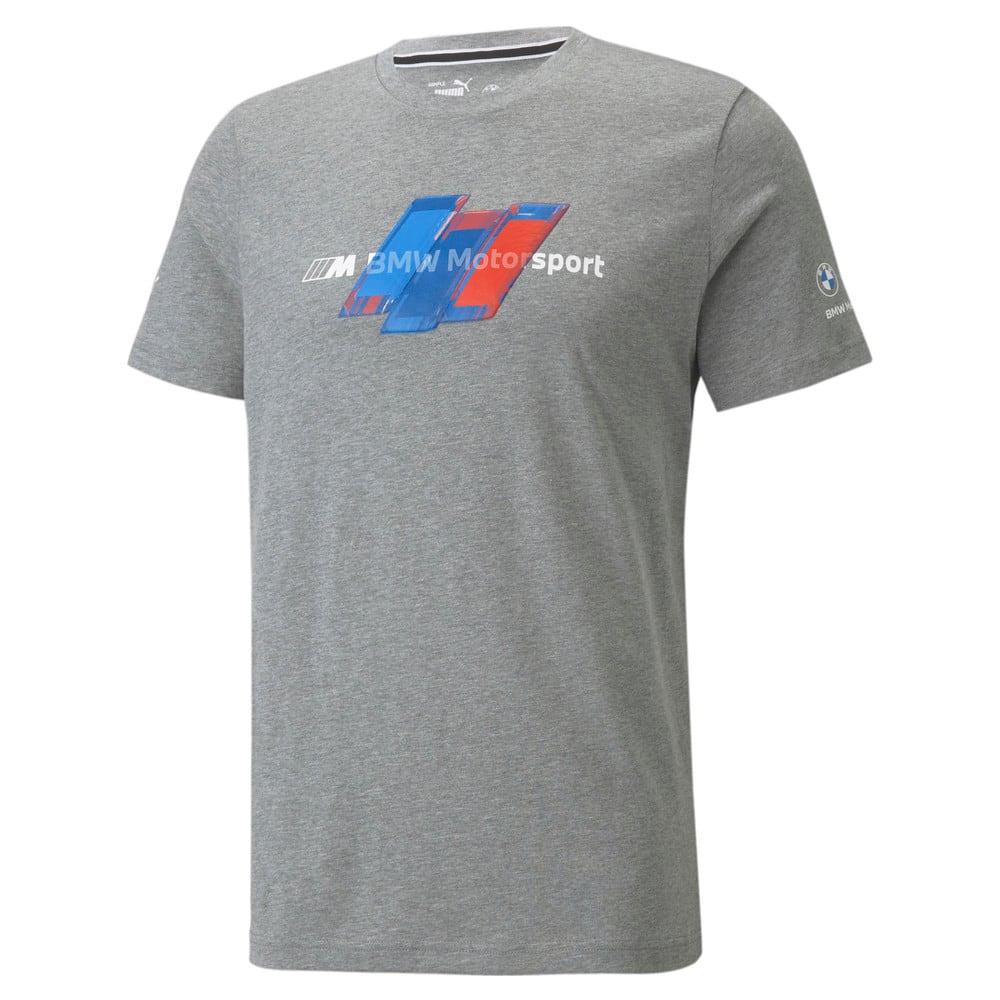 Imagen PUMA Polera+ con logotipo para hombre BMW M Motorsport #1