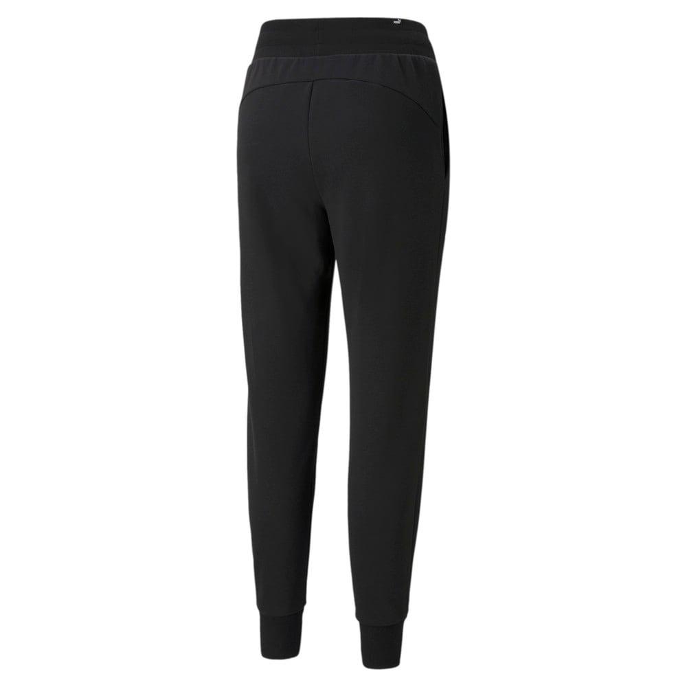 Изображение Puma Штаны BMW M Motorsport Essentials Women's Sweatpants #2: Puma Black
